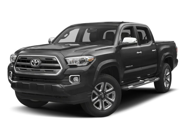 2017 Toyota Tacoma Limited V6 Toyota Dealer Serving Northampton Ma New And Used Toyota