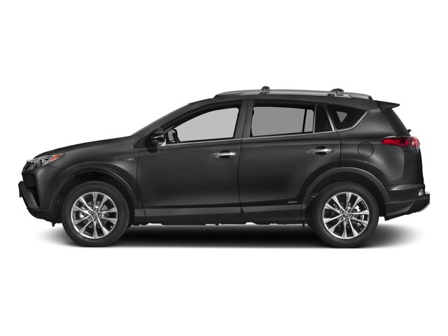 2018 Toyota RAV4 Hybrid Limited - Toyota dealer serving ...