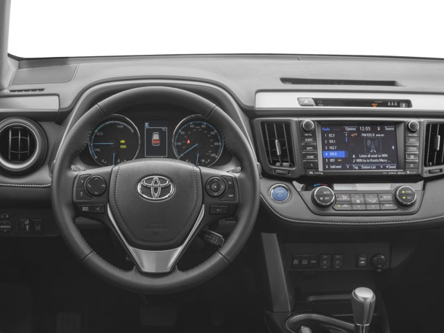 2017 Toyota Rav4 Hybrid Limited In Northampton Ma Lia Of