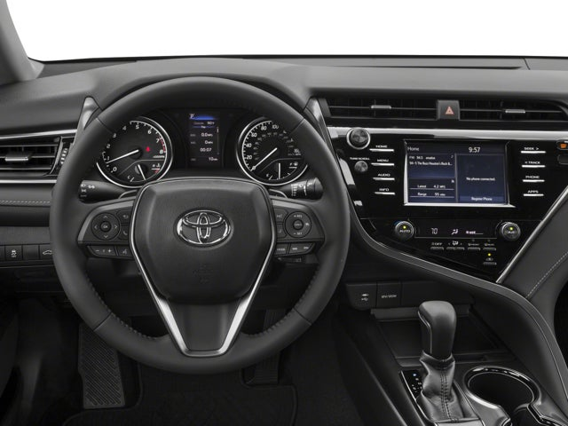 2018 Toyota Camry Se Northampton Ma Area Toyota Dealer Serving
